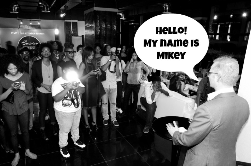 Mikey Moran