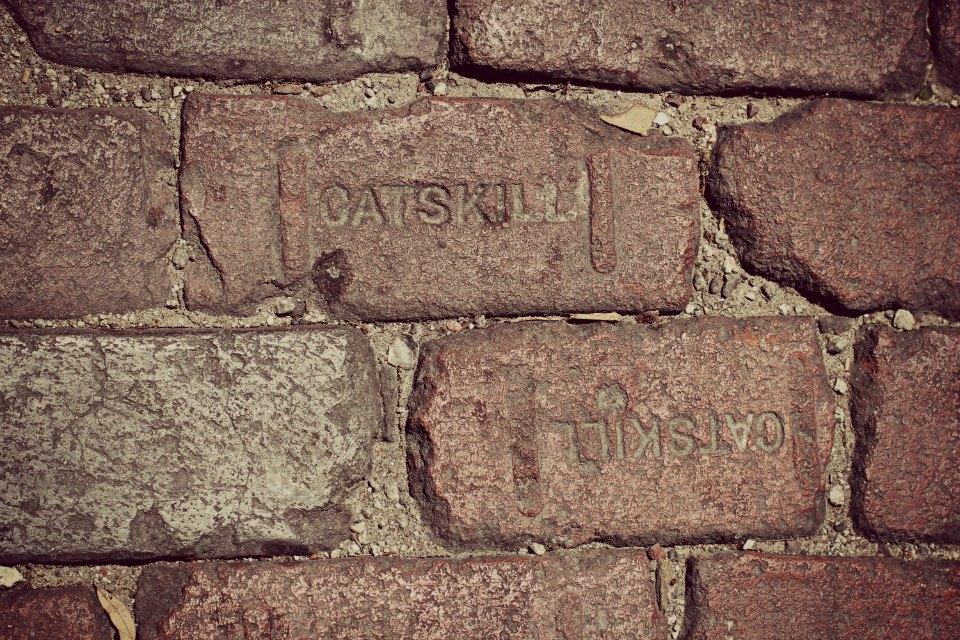 The Old Brick Foundations of Savannah