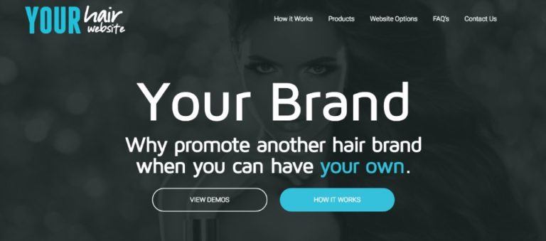 Your Hair Website