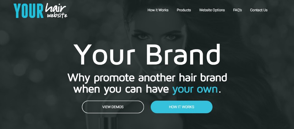 This Hair Extension Website Is Beautiful More Hair Extension Websites