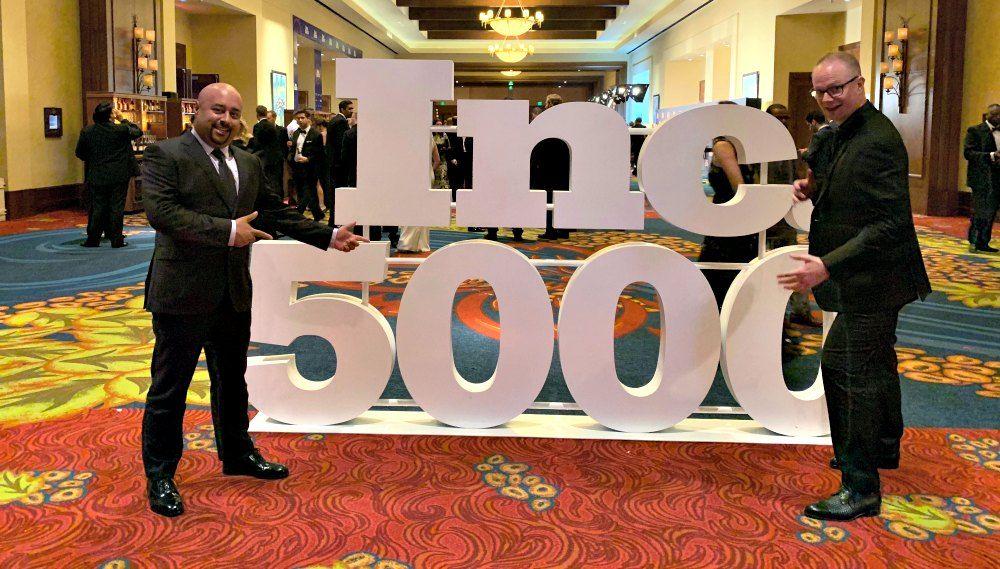INC 5000 Gala