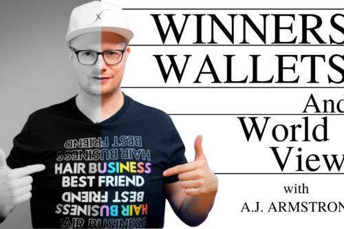 Mikey Moran Winners Wallets And World Views