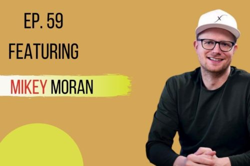 Mikey Moran on Friends In Beauty Podcast